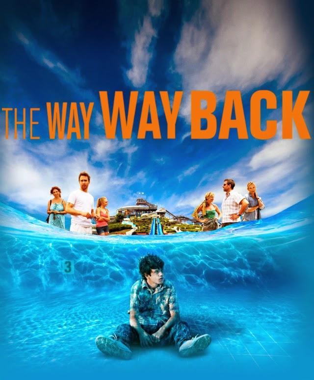 La película The Way Way Back (El camino de vuelta)