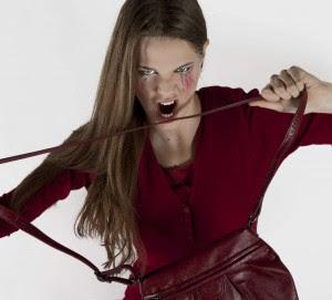 Furia (nigdy nie zdradzaj kobiety!) ;)