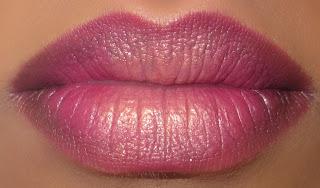 pink gradient lips