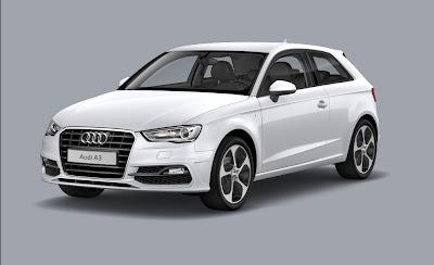 Audi A3 2012 : Le configurateur en Français !