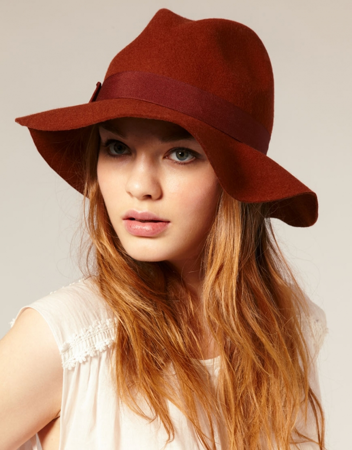 hat fashion: