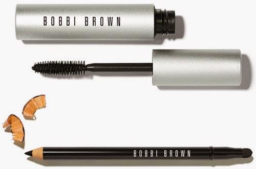 Bobbi Brow Smokey Nudes mascara de pestañas delineador