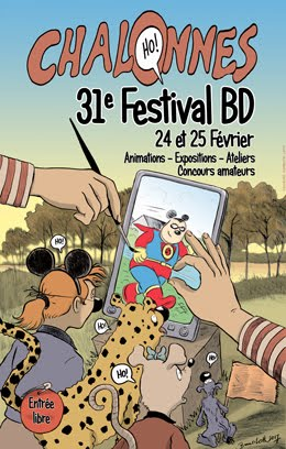 Festival de BD de Chalonnes