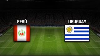 Peru vs Uruguay en VIVO