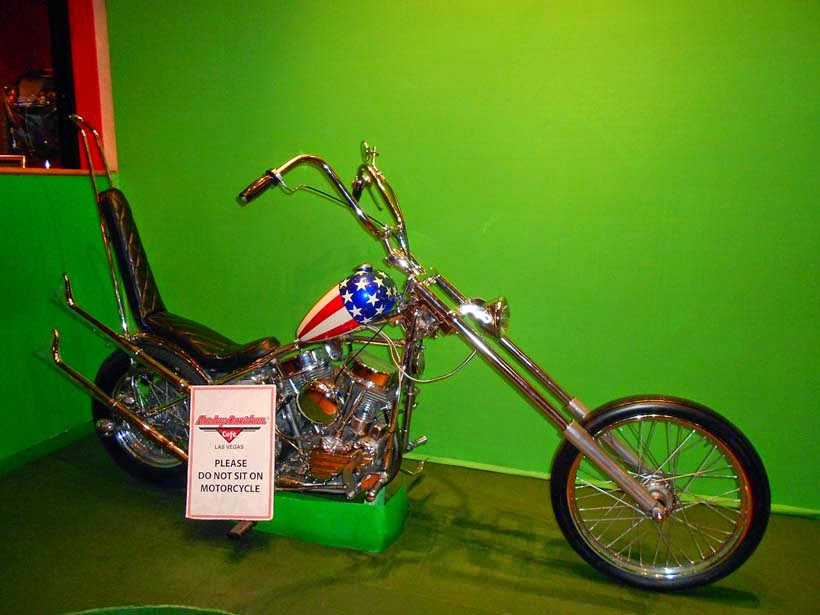 Captain America - Easy Rider