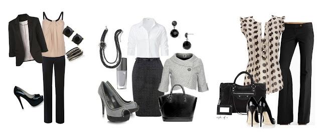 Las 75 reglas de la imagen ejecutiva femenina Alto Nivel - imagenes de ropa de trabajo
