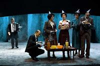 Los días 20 y 21 de enero de 2012 en el Teatro Central de Sevilla