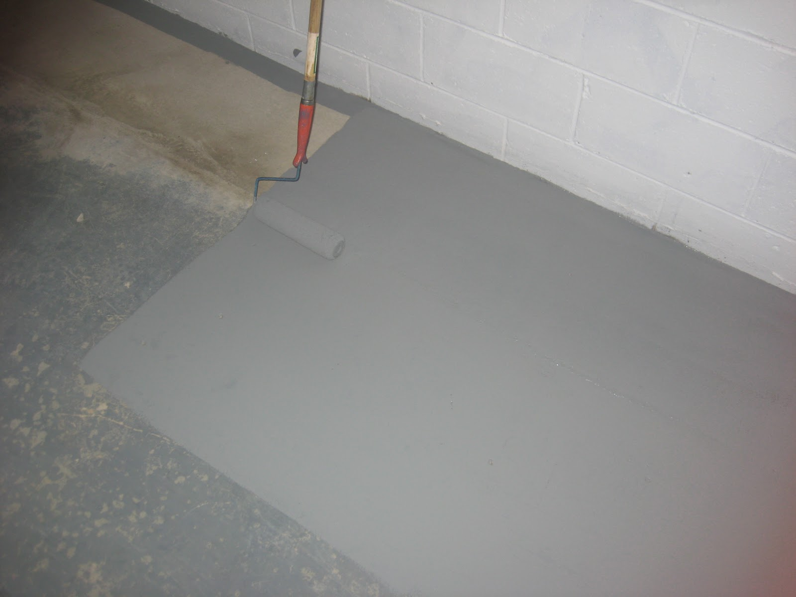 Epoxy Floor Paint Battleship Gray : Southdrive the infamous day all things gray