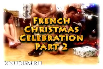 Рождество во Французской семье нудистов смотреть видео