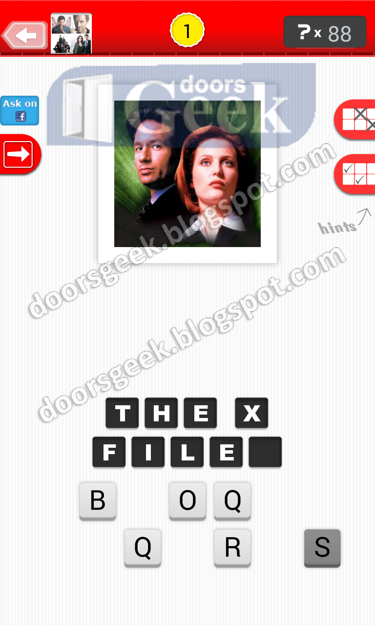 Guess The Tv Show 4 Pics 1 Show Answers | 4 articles