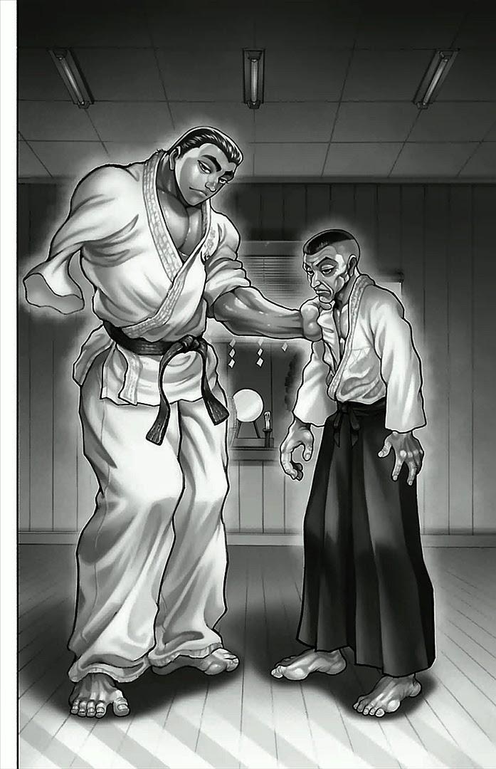 Baki Dou chap 6 Trang 3