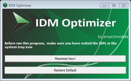 Kesatria Jubah Sorban Idm Optimizer Dan Idm Patcher 2 0