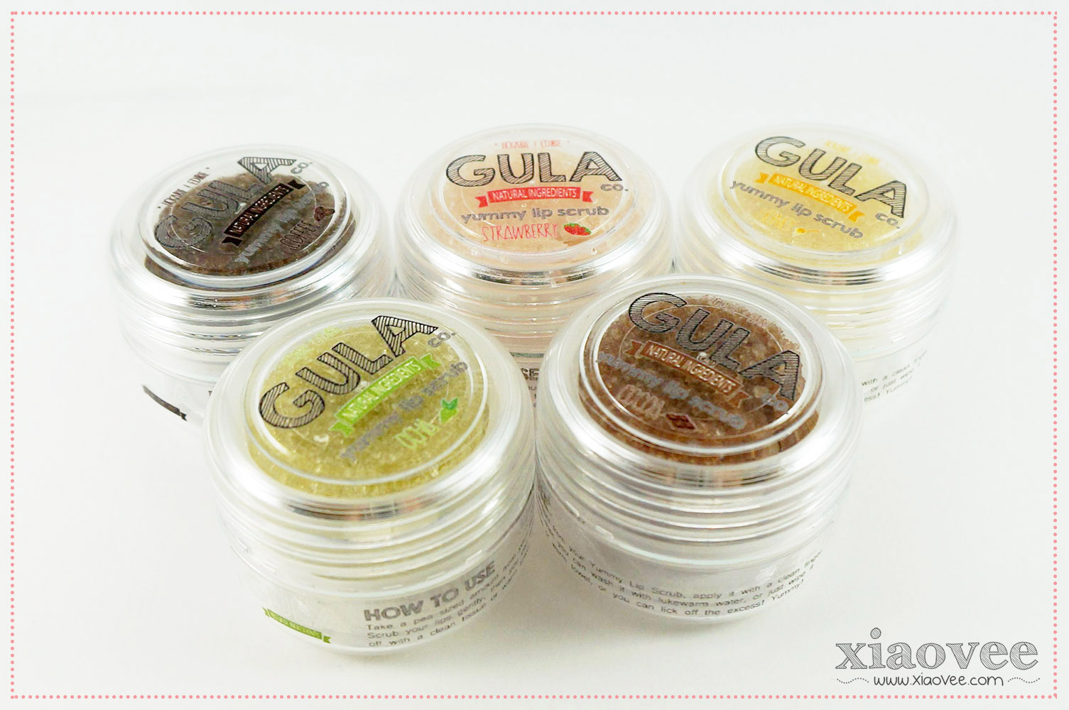 GULACO Yummy Lip Scrub review, Review Lip Scrub Indonesia