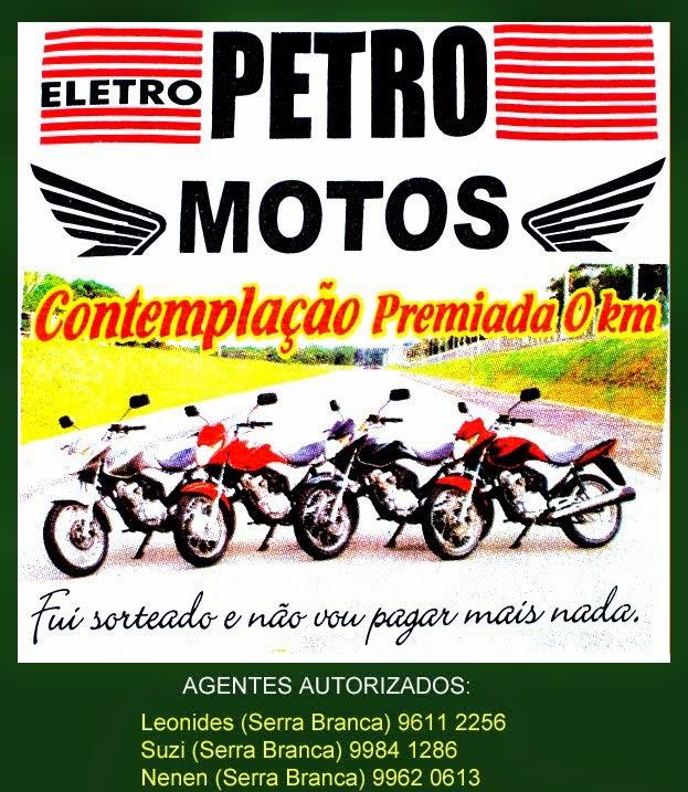 EletroPetroMotos/Serra Branca
