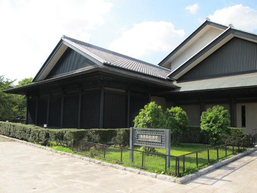 Nagoya Noh Theater, Nagoya-jo