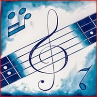 Um presente musical para uma criança no Natal