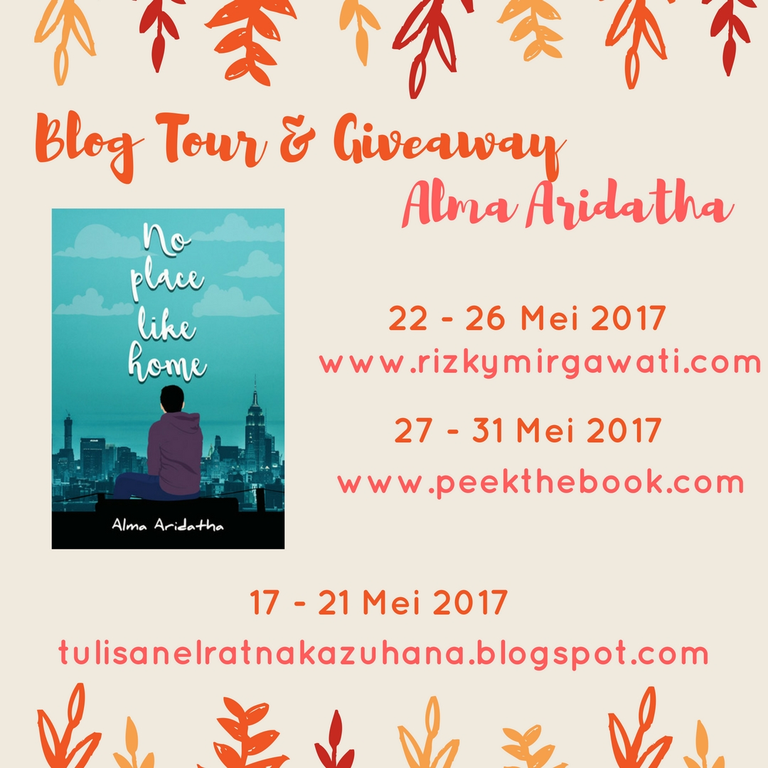 Blog Tour No Place Like Home