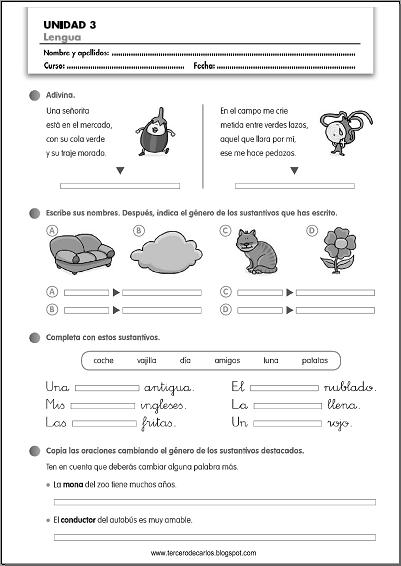 http://www.primerodecarlos.com/TERCERO_PRIMARIA/octubre/Unidad3/fichas/lengua/lengua12.pdf