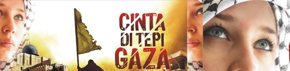 CINTA DI TEPI GAZA