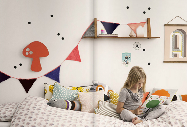 Ferm Living AW13 collection for children