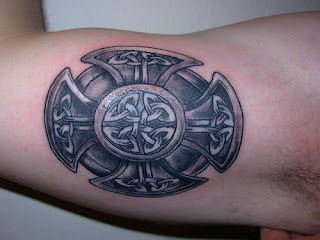 Celtic Cross Tattoo Design Photo Gallery - Celtic Cross Tattoo Ideas