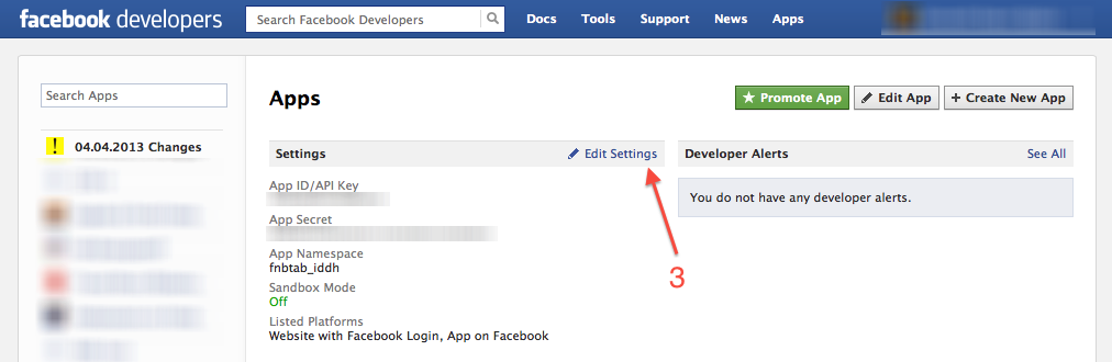 Facebook changes: all apps to sandbox mode   the fanbooster