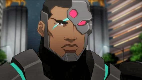 Justice League: War: Nueva imagen de Darkseid y sus ...