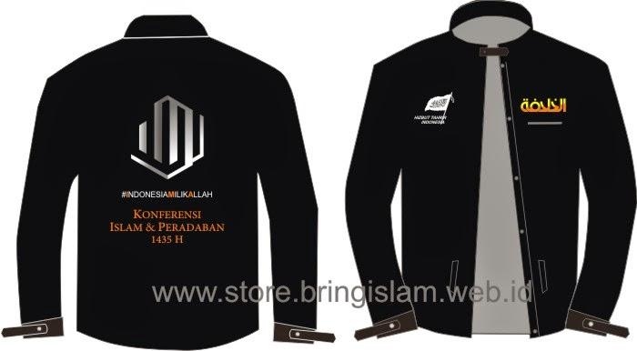Jaket Indonesia Milik Allah