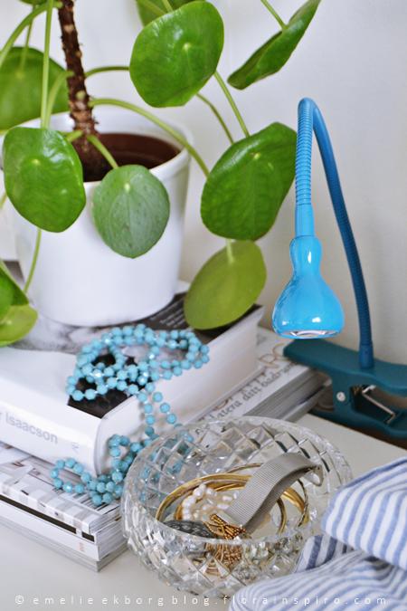 #UrbanJungleBlogger: 1 Plant - 3 Stylings, urban jungle bloggers, pilea, styling with plants