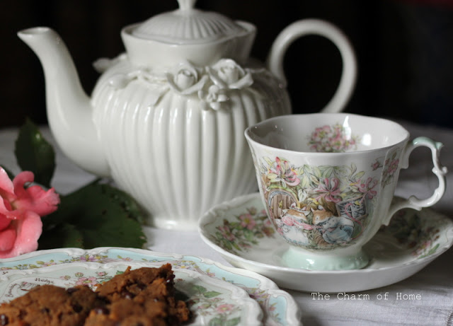 Brambly Hedge Tea: The Charm of Home