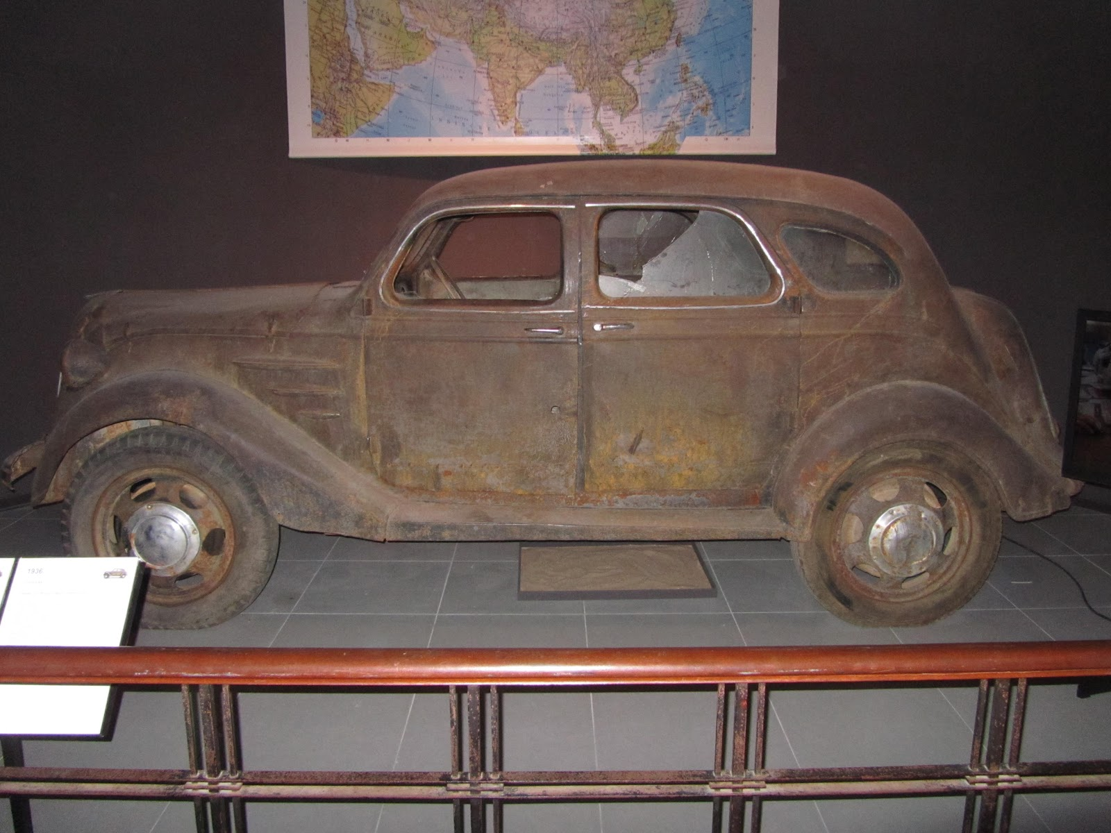 autoliterate: The First Toyota: The Toyota AA