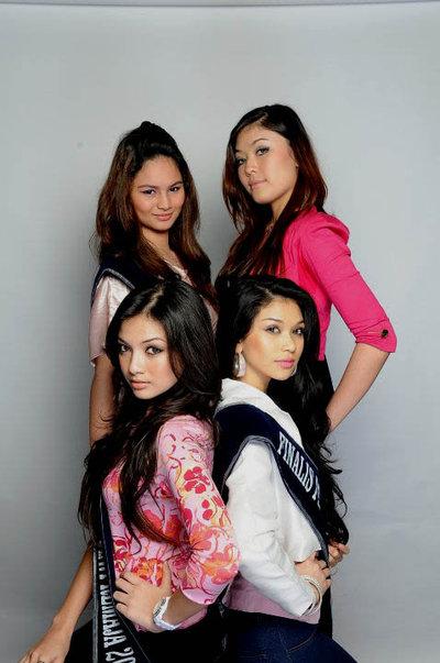 Anzalna Nasir Dan Finalis Dewi Remaja