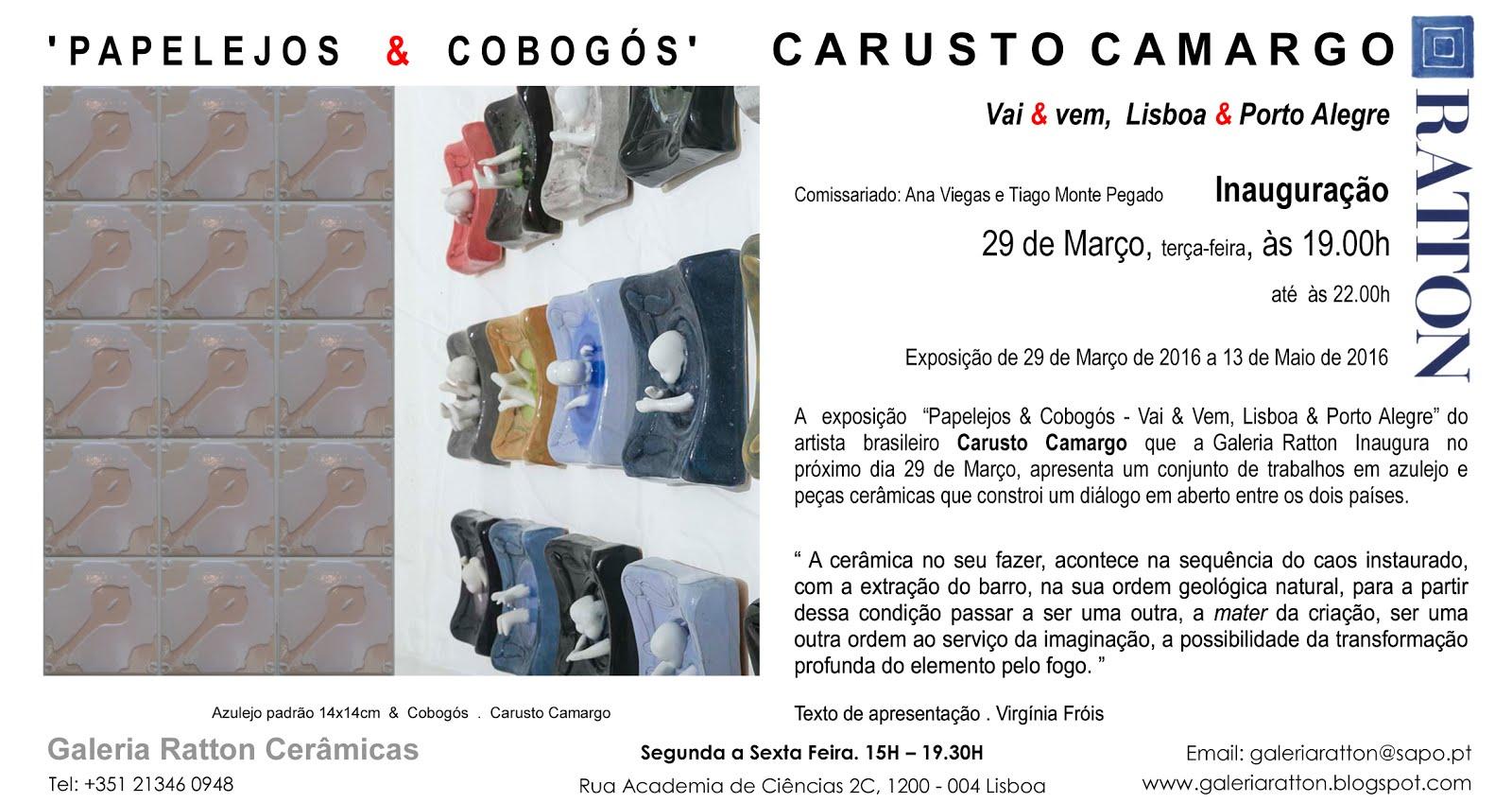 Carusto Camargo