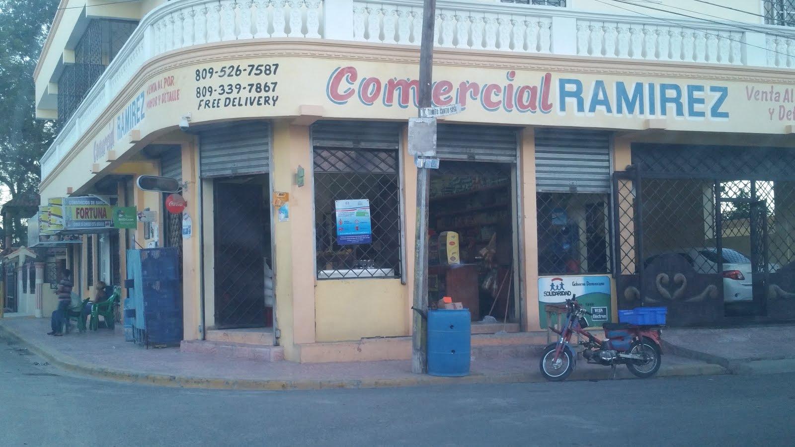 Comercial Ramírez tL 526-7587 -CL.339-6776 Free Delivery