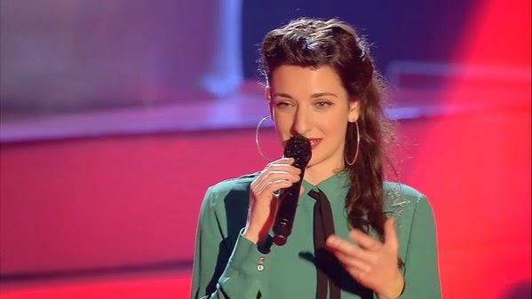 Marina canta Ain't No Sunshine la-voz