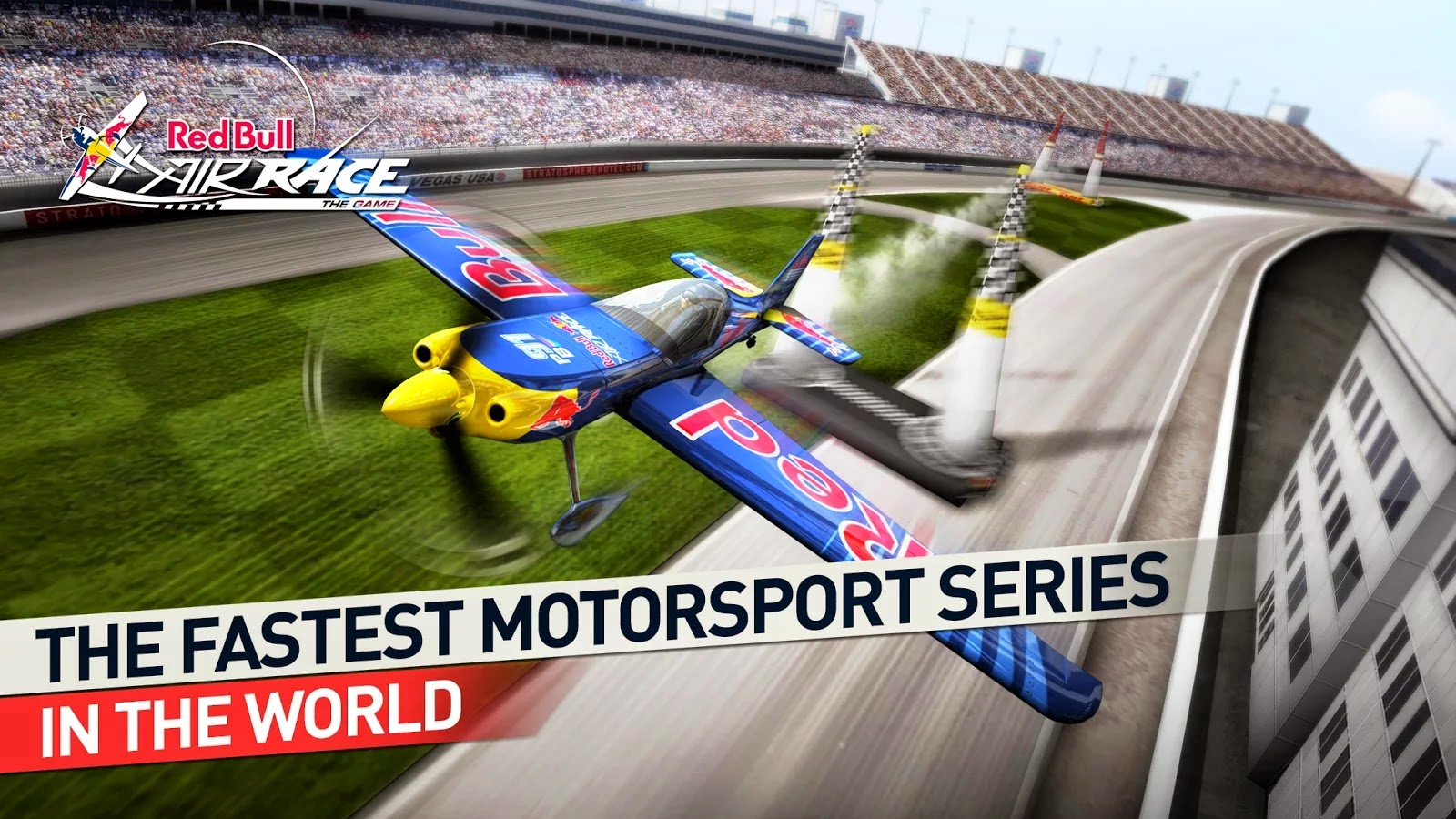 Red Bull Air Race The Game v1.20 APK Mod