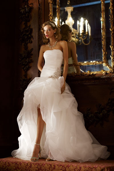 Platinum Touch Events High Low Wedding Dresses