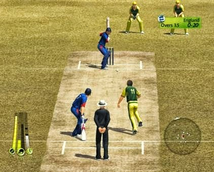 EA Cricket 2007 Game Free Download For Pc