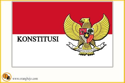 Pengertian Konstitusi Menurut Para Ahli Beserta Tujuan dan Contohnya