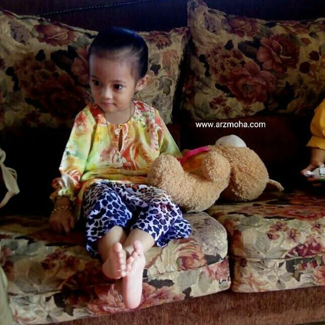 Cik Puteri, teddy bear, kid and bear, kids, budak comel, model kanak-kanak,