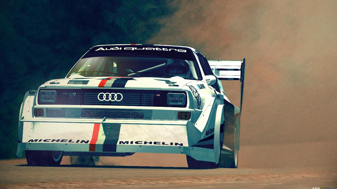 GTxMotorsports PPIHC 1987 Audi Sport Quattro S1 PP  Pikes Peak