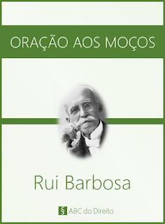 Download grátis de Oração aos Moços de Rui Barbosa