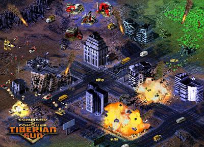 Command & Conquer: Tiberian Sun Firestorm Pc