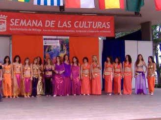 SEMANA DE LAS CULTURAS 2008