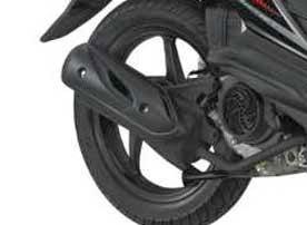 Mengatasi Knalpot Nembak Honda BeAT