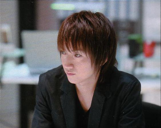 Tatsuya Fujiwara - Light Yagami