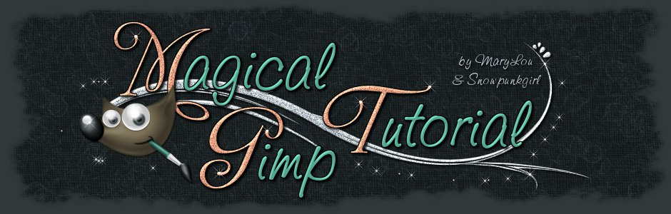 Magical Gimp-Tutorial