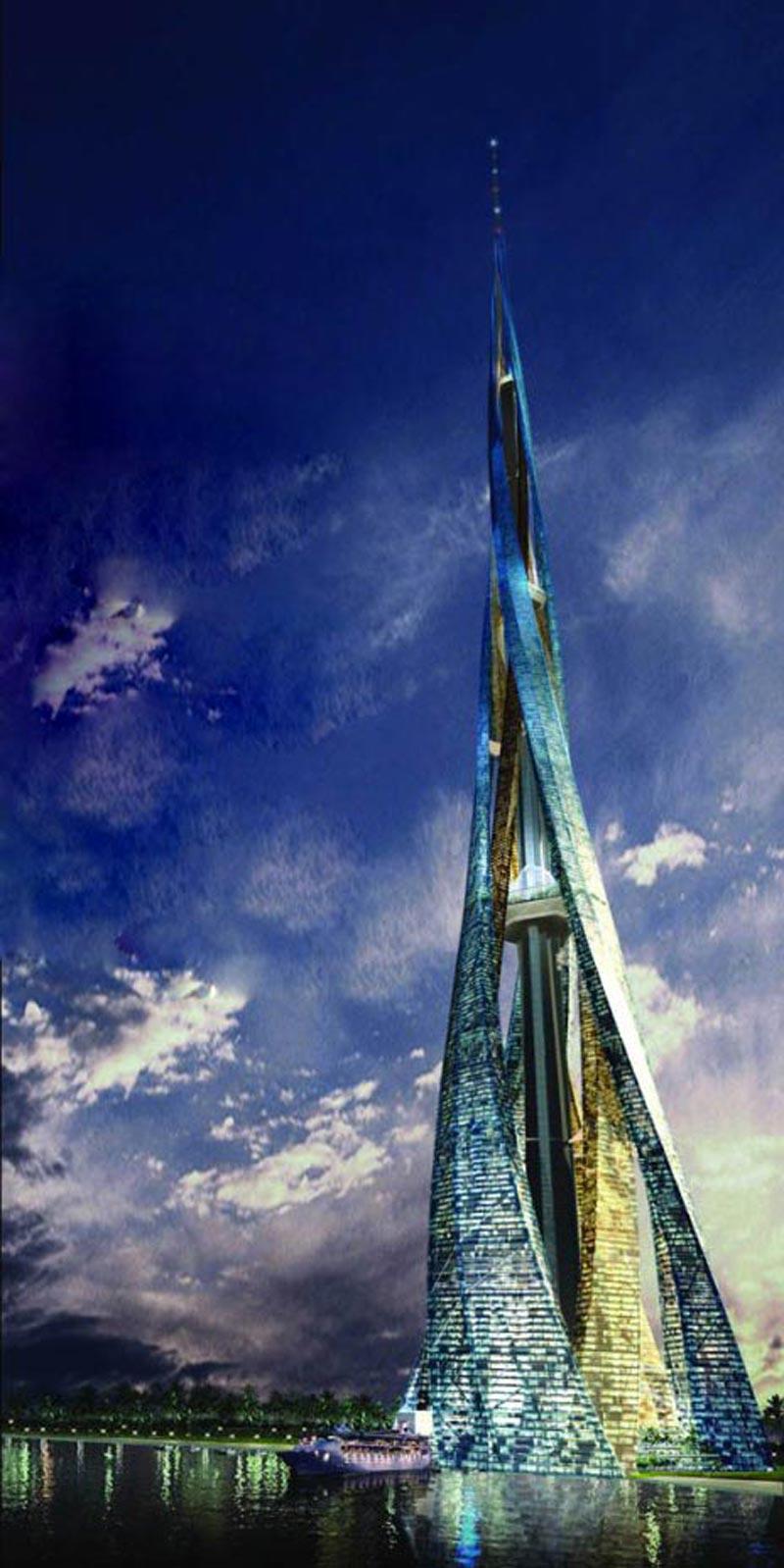 Architecture Corner: Vertical City, Dubai