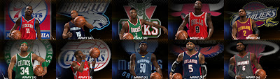 NBA 2K13 Updated NBA Team Logos Patch