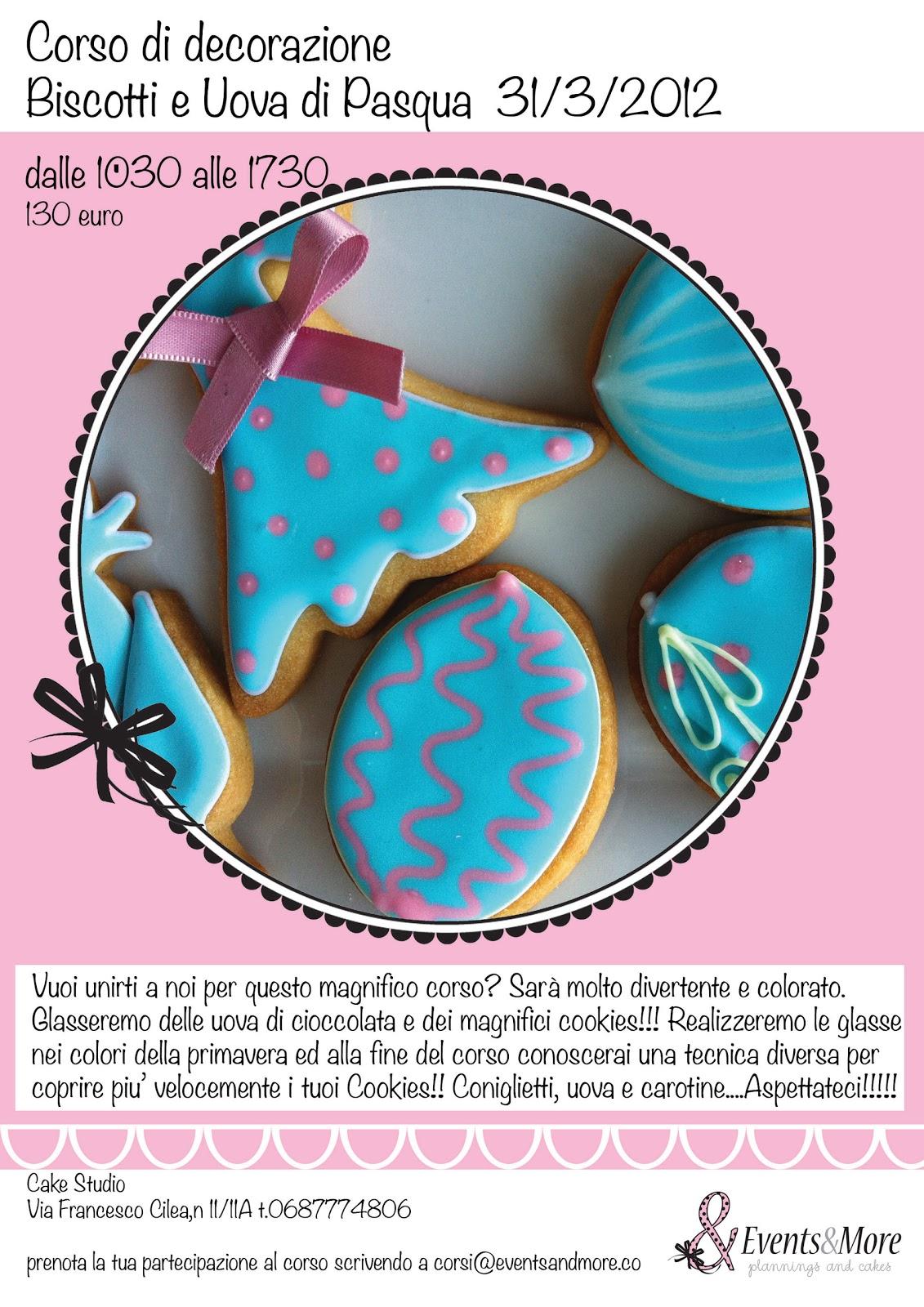 Corsi Cake Design Roma Sud : CAKE SHOP ROMA: Corso Cake design (Roma) Decorazione Uova ...